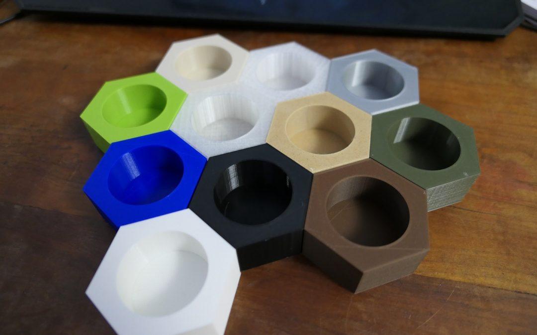 Choisir sont filament 3D