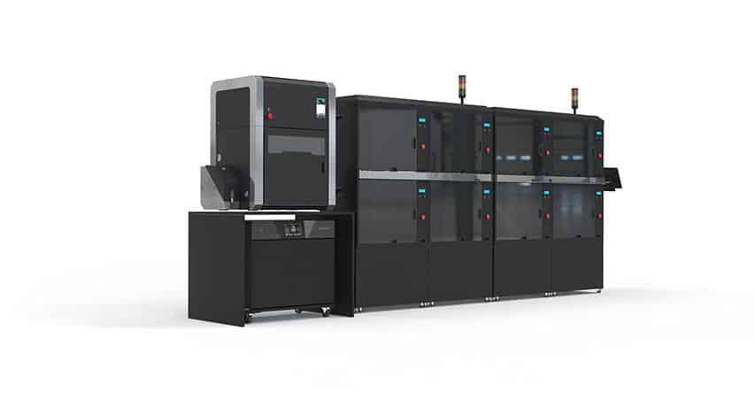 la nouvelle imprimante 3D de Smart3D